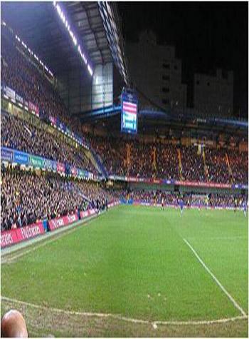 巴西世界杯马拉卡纳球场
