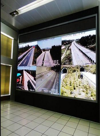 深圳高速监控中心